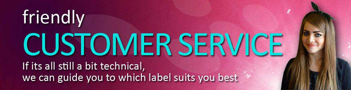 Contact Customer Services to discuss your Labels & Tags